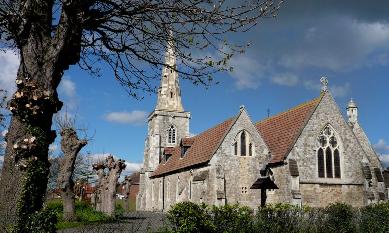 St Andrews Church Deal kent
