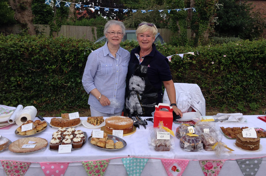 St Andrew's Church Fete