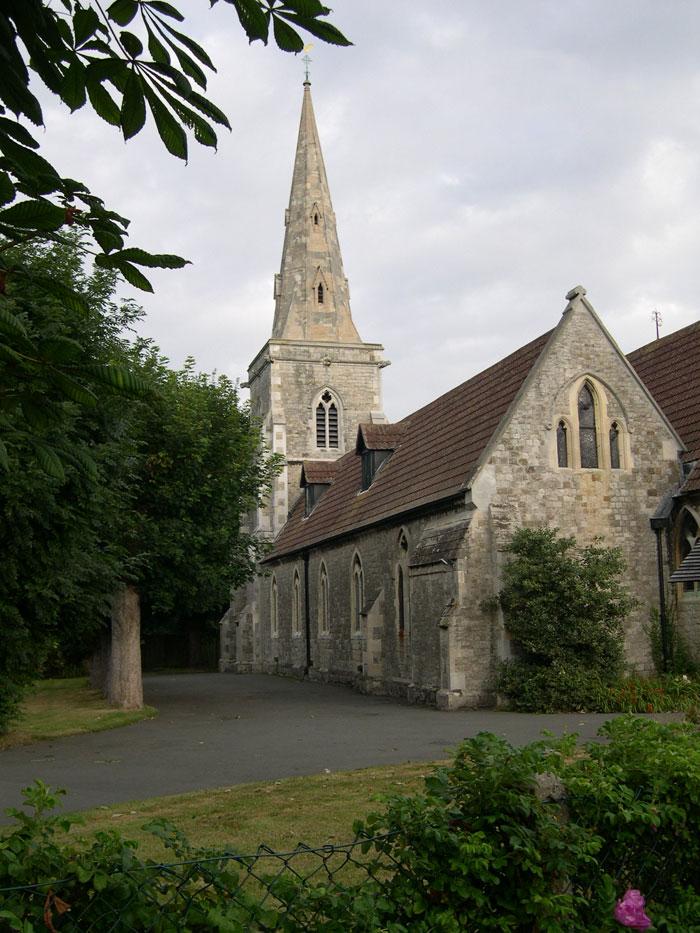 St Andrews Deal exterior