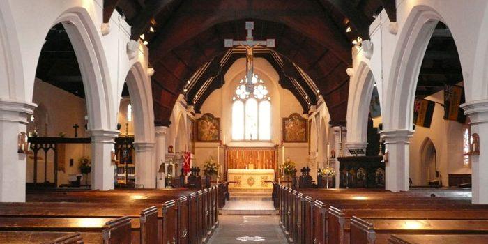 St. Andrews Deal Chancel