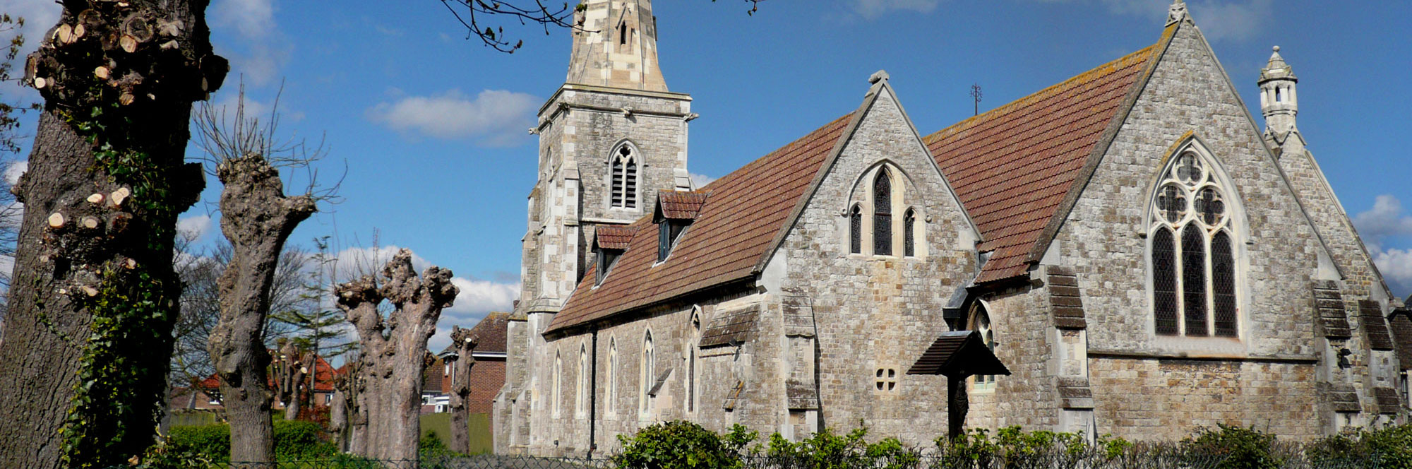 St Andrews Church Deal, kent
