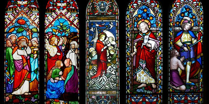 St Andrews Deal, Stained Glass Composite