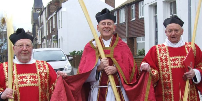 St Andrews Deal clergy