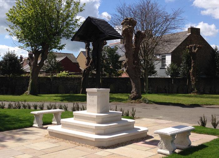 St Andrews Deal WW1 memorial